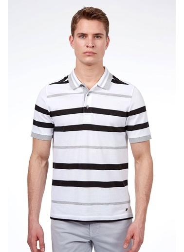 Hemington Polo Yaka Tişört Beyaz